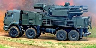 Η ΡΩΣΙΑ ΑΠΑΝΤΑ ΣΤΟ ΝΑΤΟ: Μεταφέρει αντιαεροπορικά πυραυλικά συστήματα στα σύνορα με την Ευρώπη