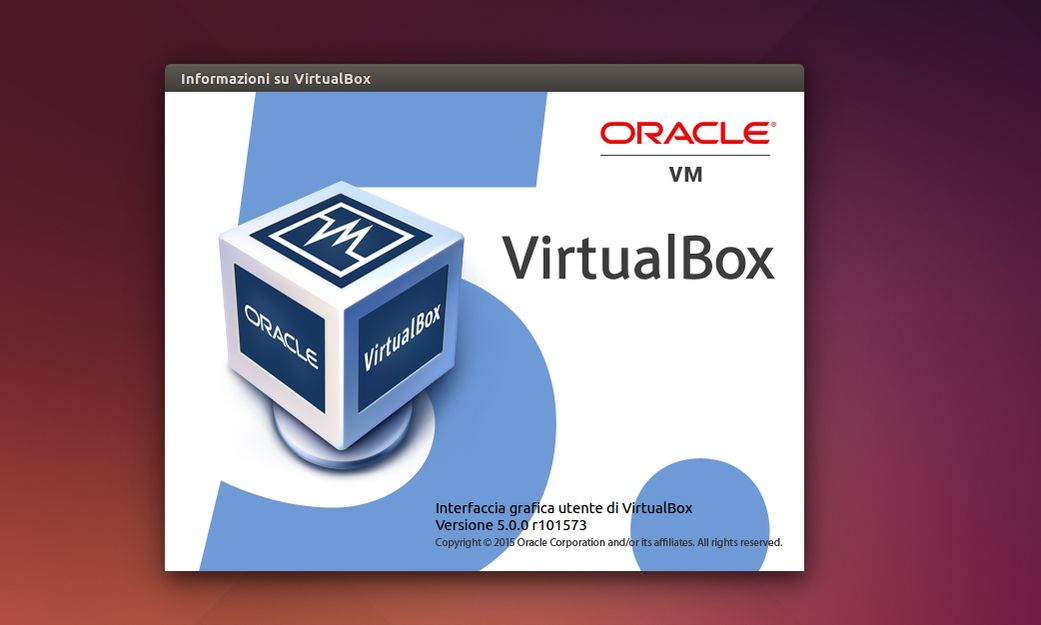 VirtualBox 5 in Ubuntu