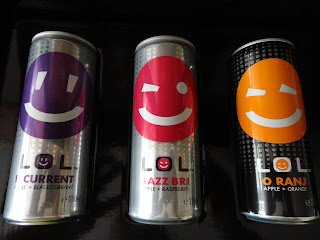 LOL Fizzy Drinks
