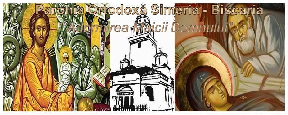 Parohia Ortodoxă Simeria - Biscaria