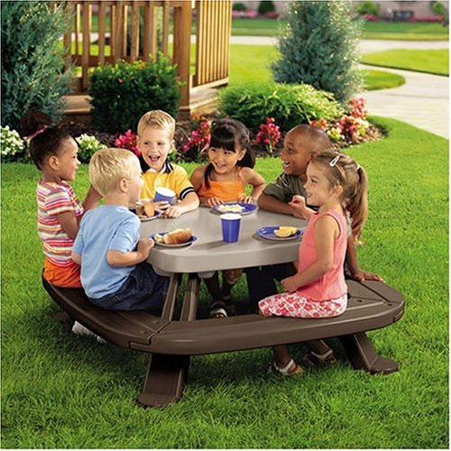 Little Tikes Fold 'n Store Table, Image