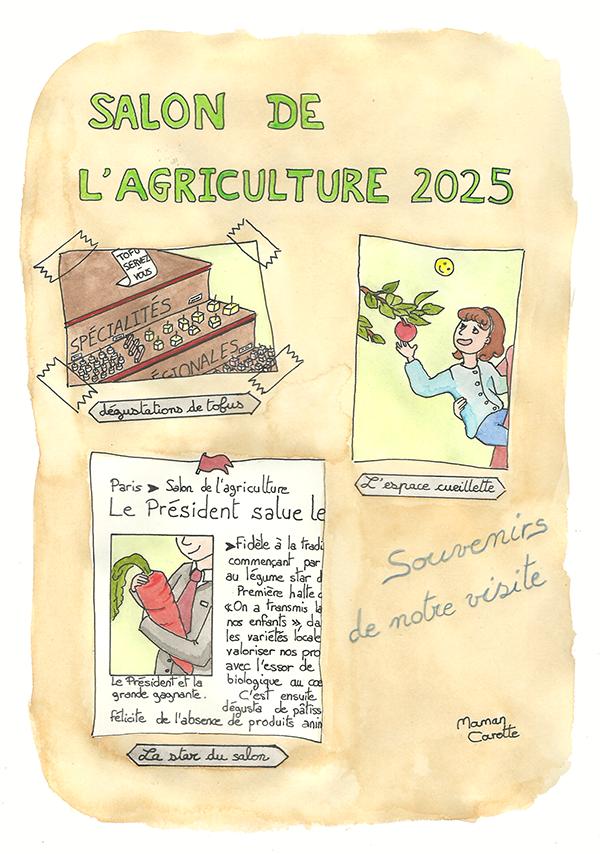Quand le salon de l'agriculture sera végétarien !