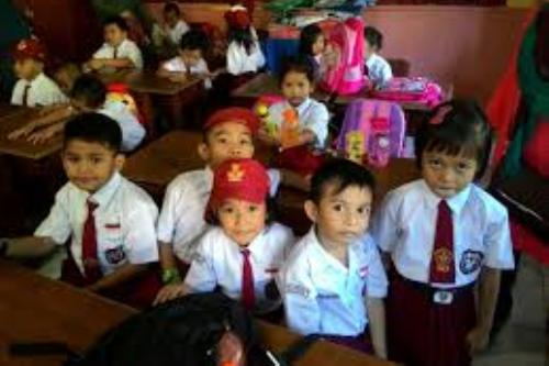 Usia Ideal Anak Untuk Masuk SD Tujuh Tahun