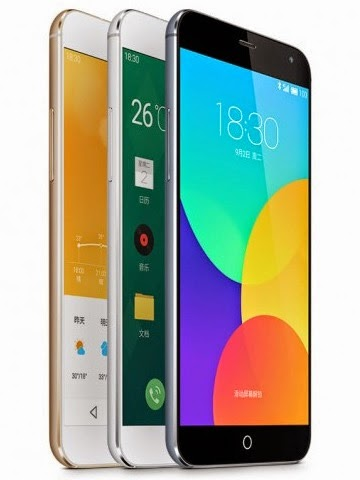 Meizu MX4 Specs and Review
