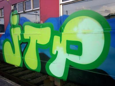 GRAFFITI JTP crew