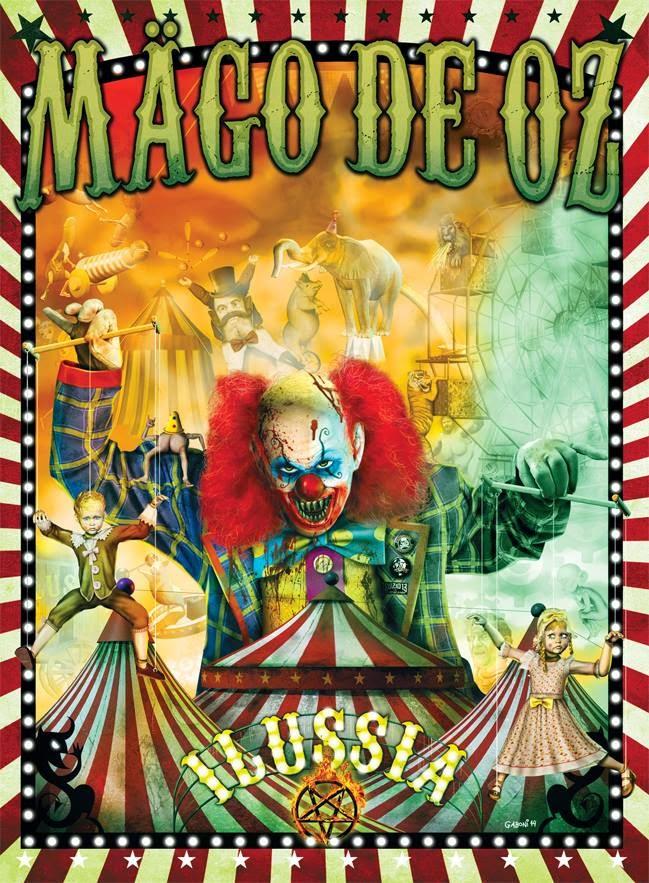 MAGO DE OZ confirma primeras fechas de su gira Latinoamericana ...