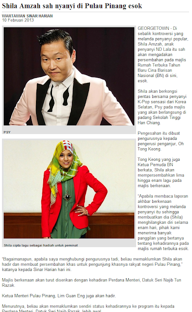 Hilang, Shila Amzah Kembali Dan Bakal Berkongsi Pentas Dengan PSY