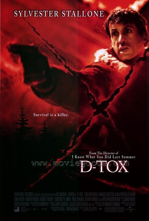 Sát Nhân Móc Mắt - D-tox (Eye See You) - 2002