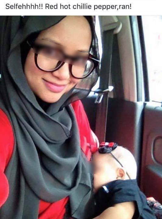 Ibu Breastfeeding Buat Laporan Polis Terhadap Amran Fans