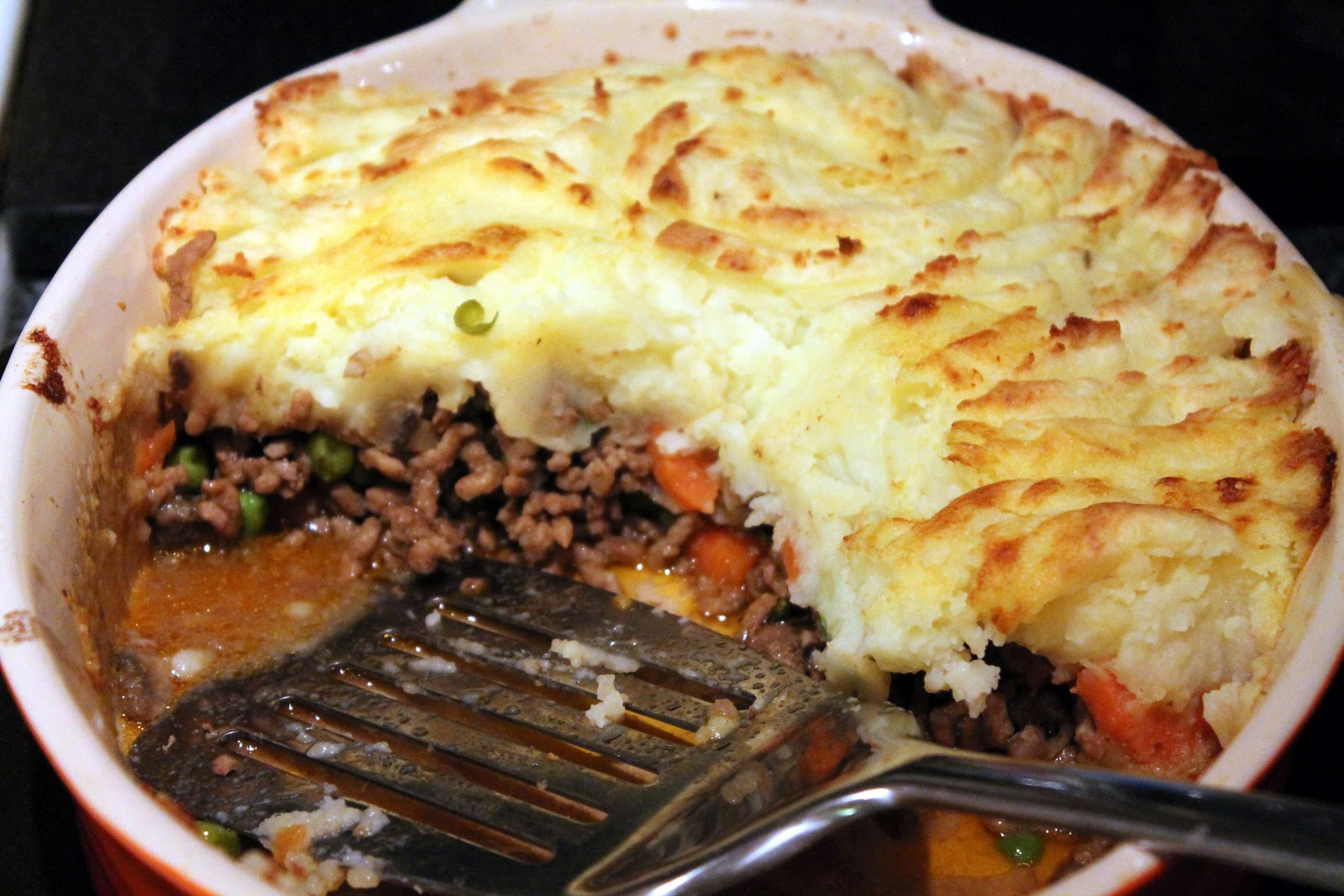 Irish Shepherd Pie My childhood irish shepherd's