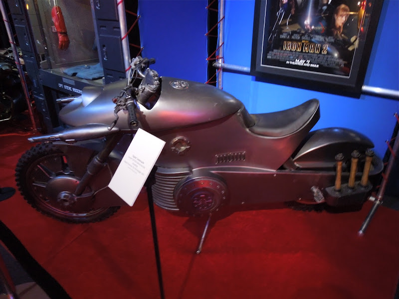Captain America Hydra motorcycle