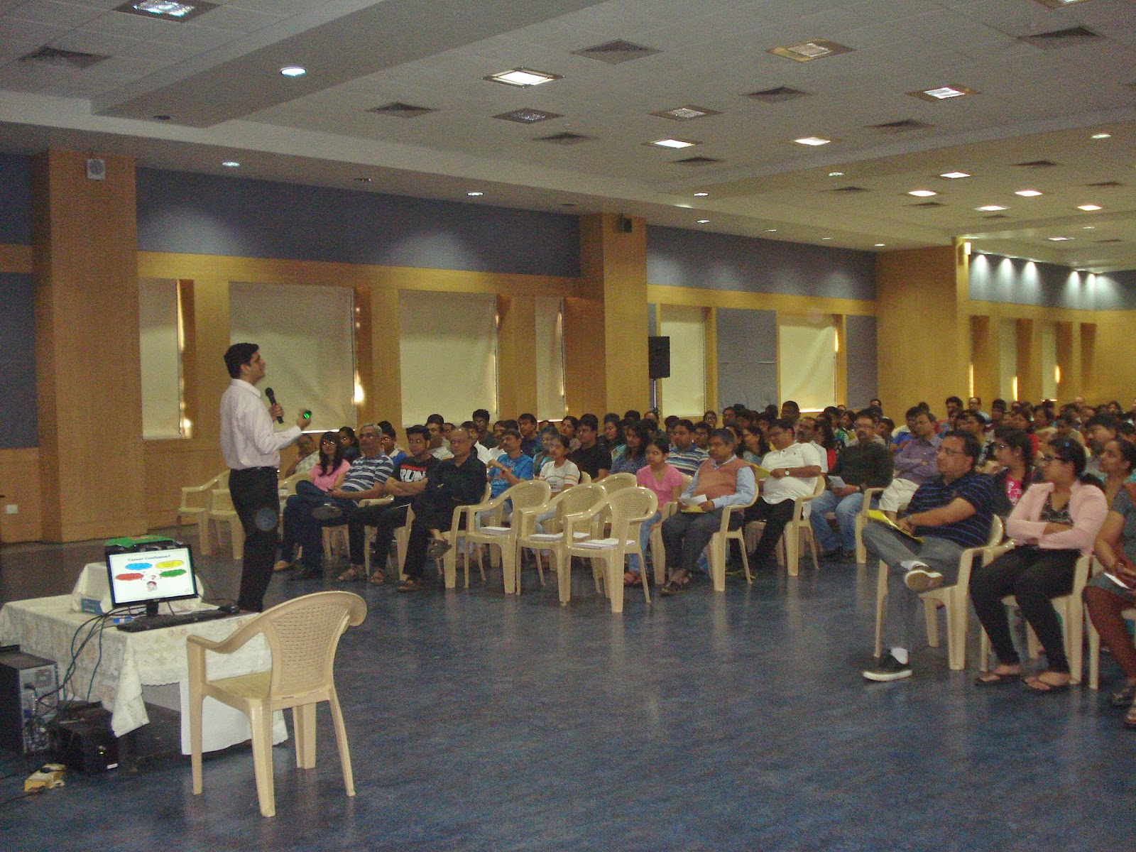 Career Counselling Seminar Mumbai