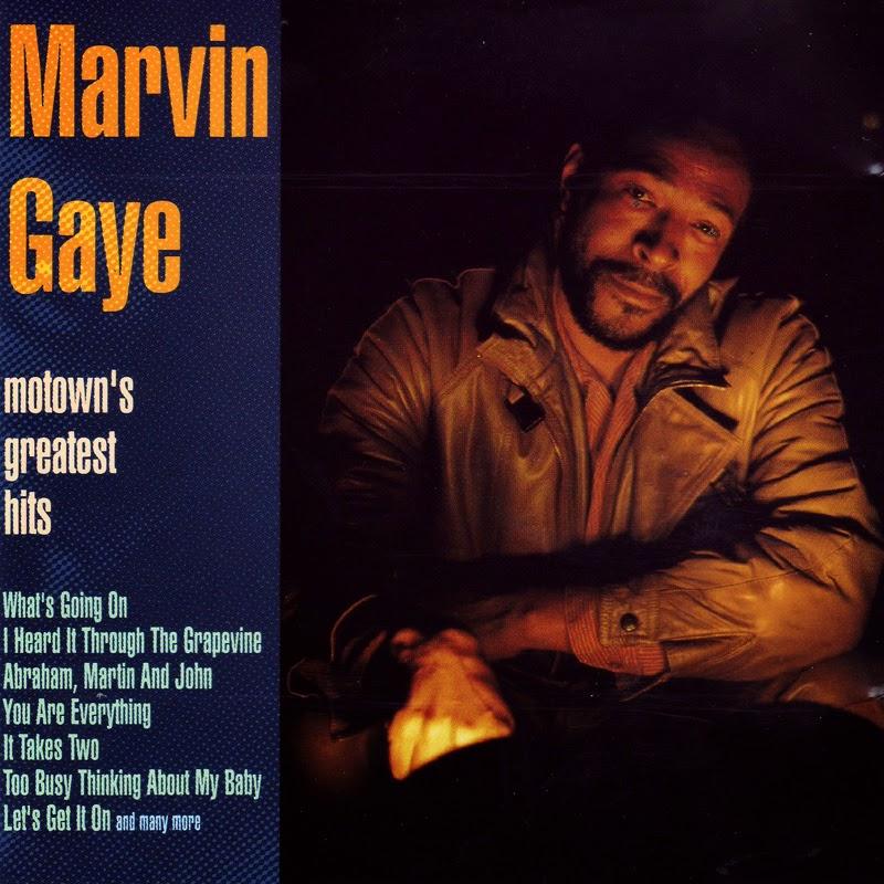 Marvin Gaye-The Best Of full album zipgolkes