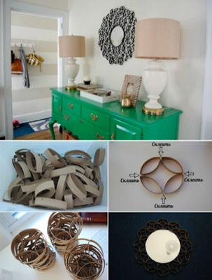 Reciclar material que tenemos en casa para conseguir elementos prácticos y fáciles de hacer