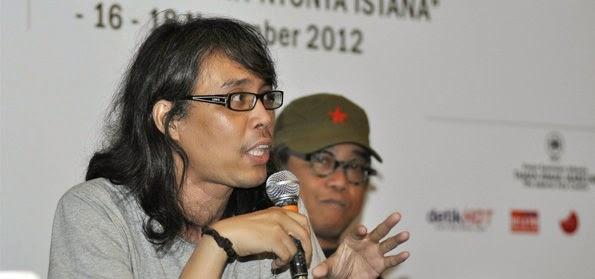 Lecehkan Ibadah Puasa Penulis Pro Jokowi Mari Lanjut Beerbuka Semoga Berkah
