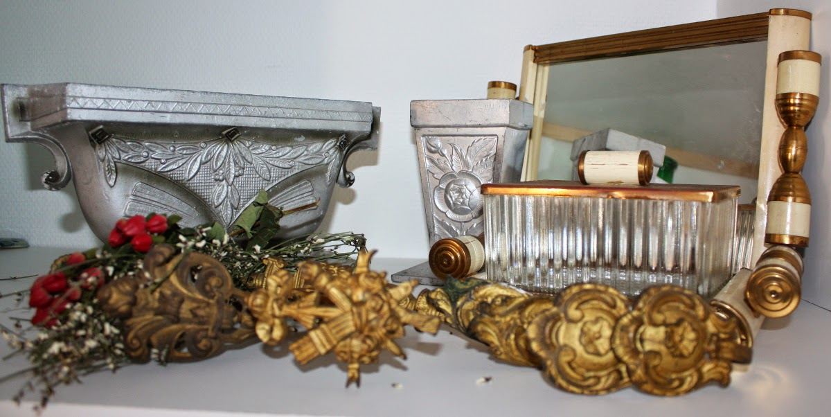 French antiques hauls