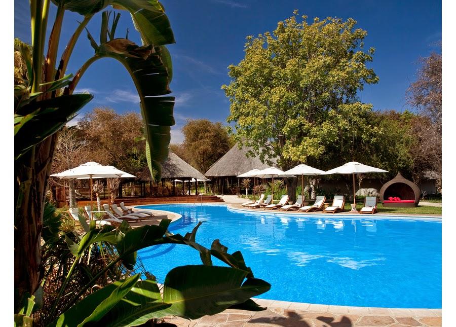 Mokuti Etosha Lodge Namibia