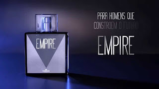 Fragrância Empire da Hinode