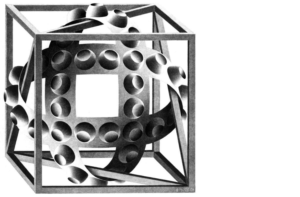 M c escher - Figuras geometricas imposibles ...