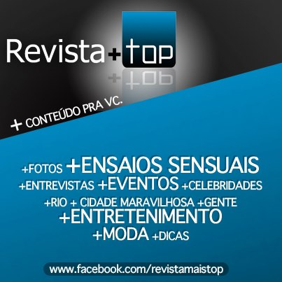 revista mais top- acesse! REVISTA + TOP