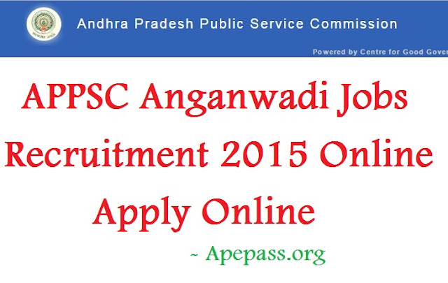 ap anganwadi recruitment notification