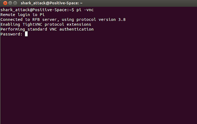 Raspberry pi 3 vnc server download