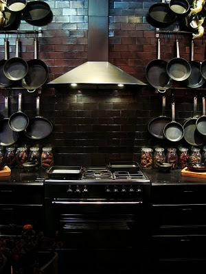 The steampunk home gothic ikea for Kitchen designs steampunk