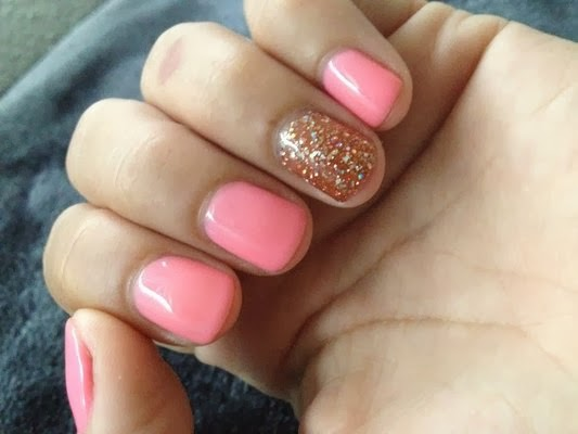 Trendy Gel Nails Designs for summer