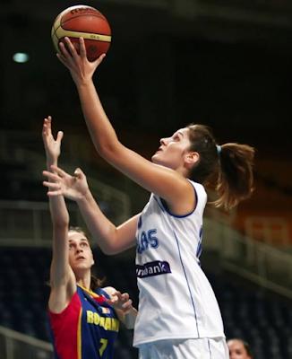 Εθνική Κορασίδων (U16) : Ελλάδα-Πολωνία 50-57