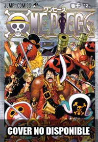 Ver Descargar One Piece Manga Tomo 80