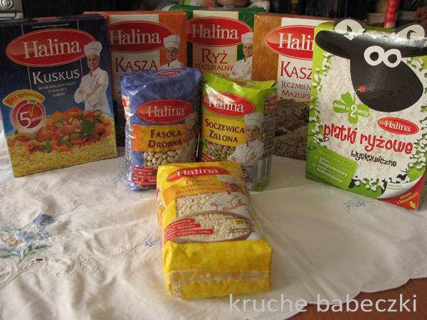 Sawex Foods ryże Halina - współpraca
