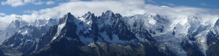 The Chamonix Aiguilles