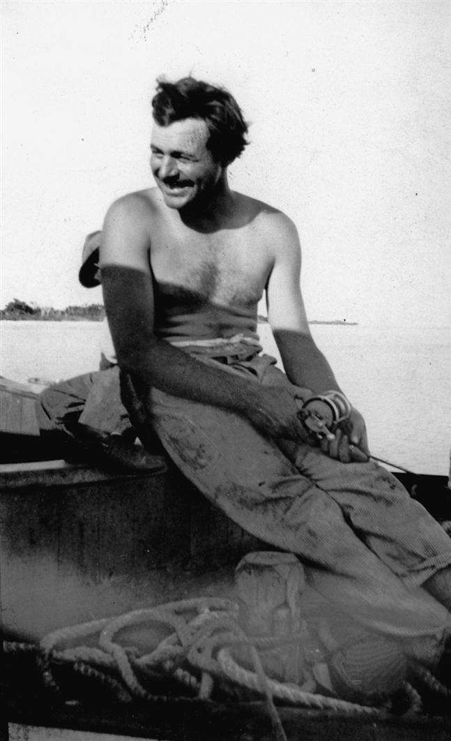 una classifica con i personaggi migliori creati da Ernest HemingwayYoung Ernest Hemingway