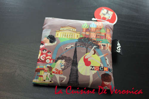 La Cuisine De Veronica LOQI Bags