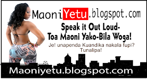 Maoni Yetu