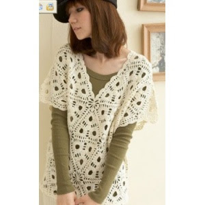 crochet vest | eBay - Electronics, Cars, Fashion