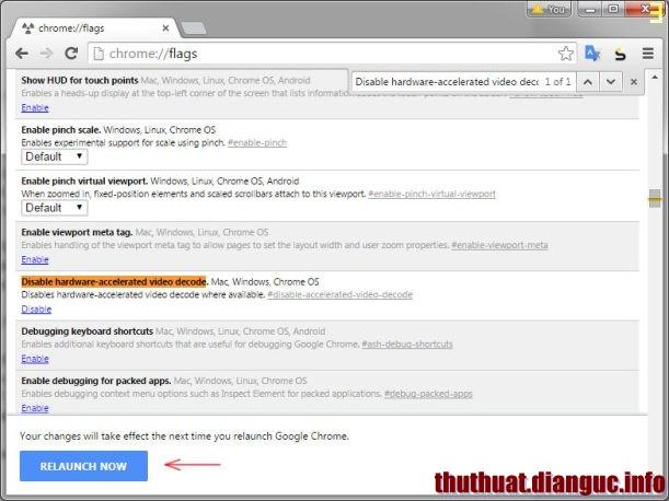 cách khắc phuc lỗi màn hình đen trên trình duyệt web Firefox Chrome