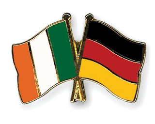 Irlandia vs Germany