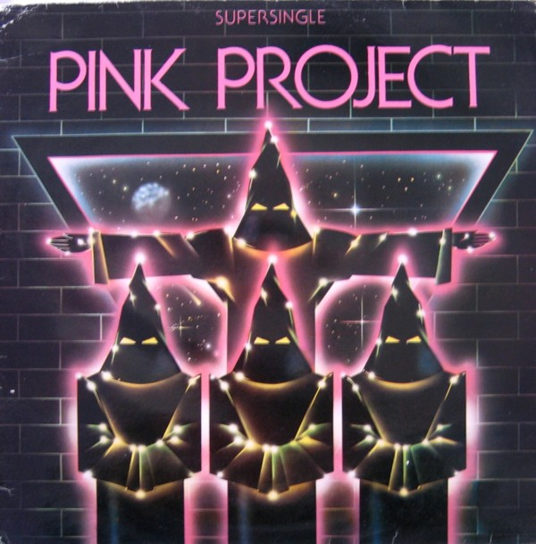 Pink Project - Disco Project (Vinyl,12'') (1982)