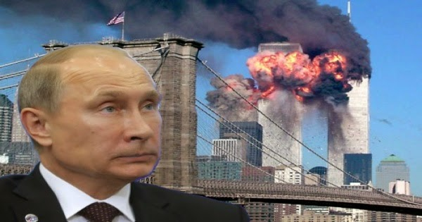 Putin Planning To Release Evidence Exposing 9/11 As An Inside Job