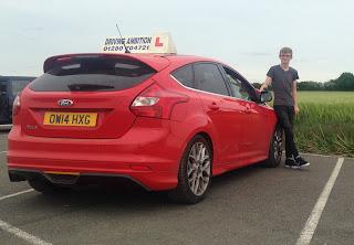 Brackley Under 17 Driving Lessons