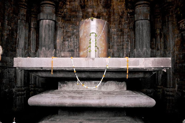 World's tallest shivling at Bhojpur Shiv mandir