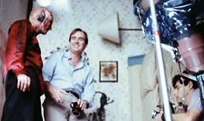 Pesadilla en Elm Street detrás de las cámaras