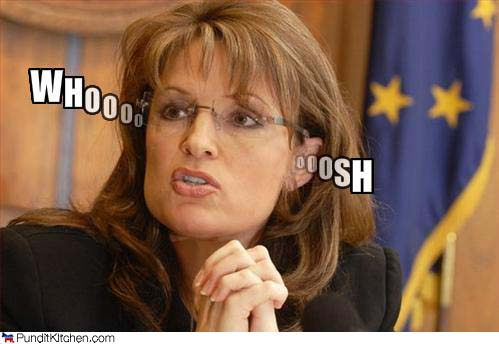 sarah palin idiot 