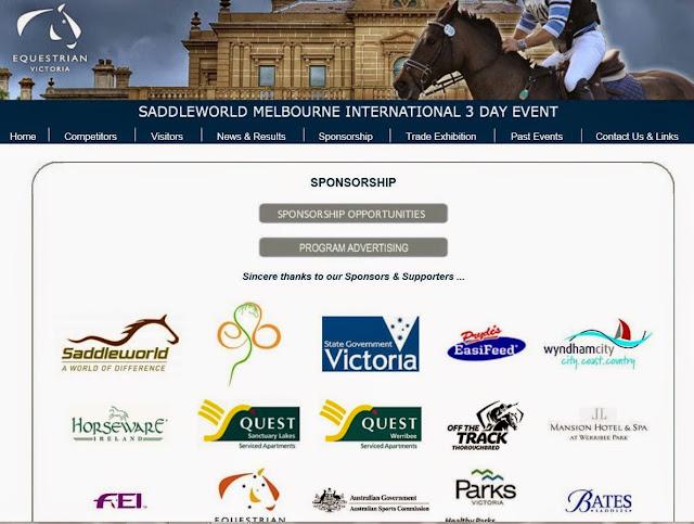 http://www.equestrianvictoriaevents.com.au/Melbourne3DE/sponsorship.php