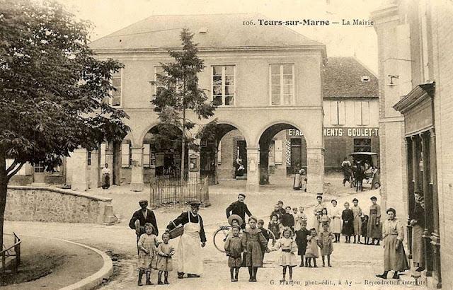Galerie Tours-sur-Marne sur la Page Facebook AMICARTE51