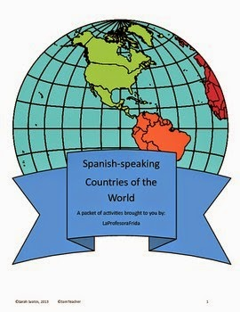 http://www.teacherspayteachers.com/Product/Spanish-Speaking-Countries-Maps-Quizzes-Practice-Activities-Puzzles-958635