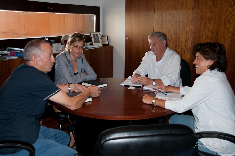 Reunión con el Ayuntamiento de Chiclana