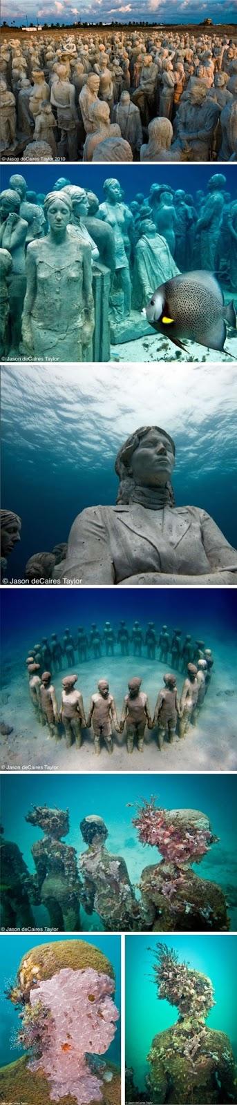 Underground Museum,Cancun,Mexico