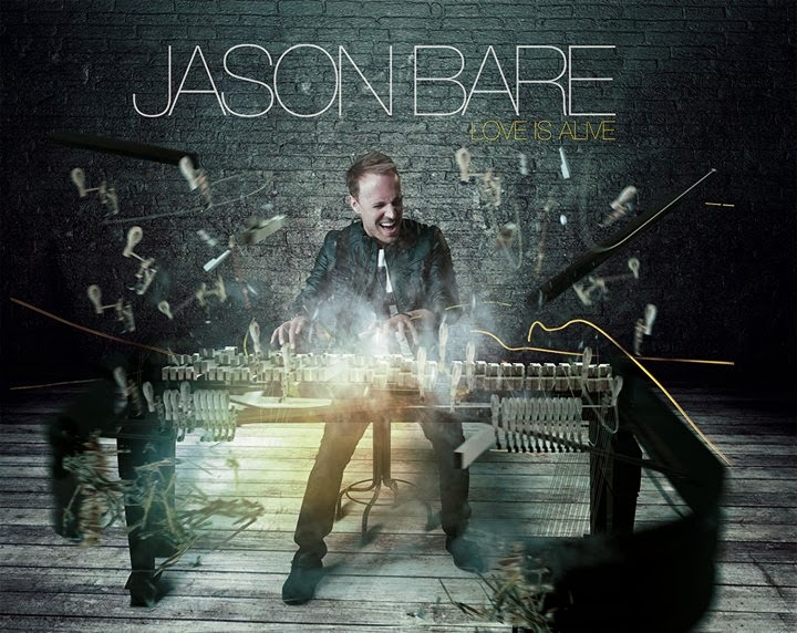 Jason Bare - Love is Alive (2014) HD poster tracklisting